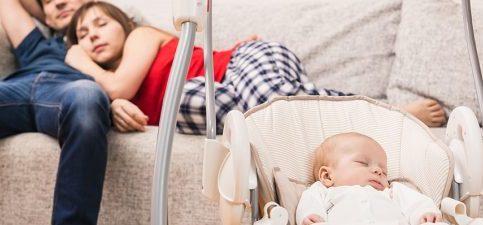 Wie kannst du dein Baby beim Einschlafen unterstützen