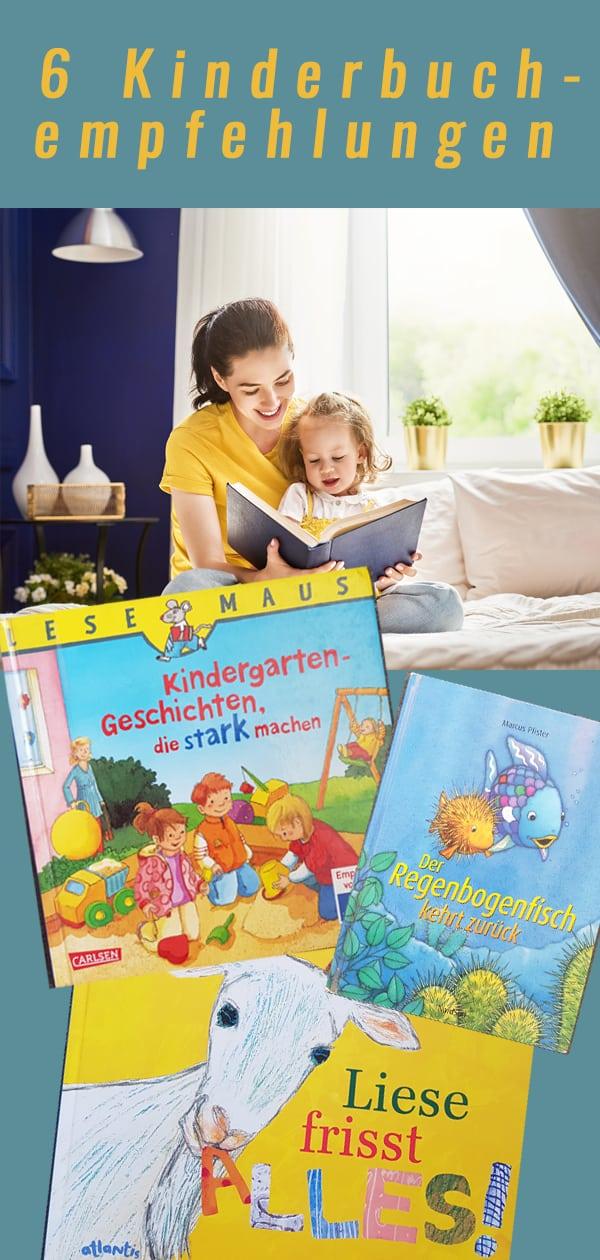 ♥ Unsere 6 Lieblingskinderbücher 📖 zum Vorlesen für 3 Jährige Eine Liste mit schönen Kinderbüchern zum Vorlesen für Kleinkinder zur Inspiration.