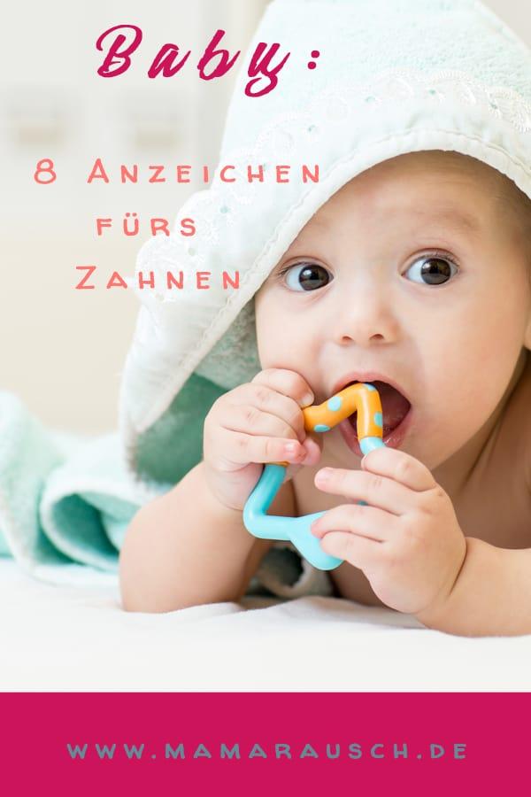 Baby zahnen: Was tun wenn die ersten Zähne kommen? Symptome, Hilfestellungen und Tipps rund um das ThemaBaby zahnen, Zahnungshilfen, Schmerzen Ratgeber für Baby und Kleinkind. Hilfe der erste Zahn kommt