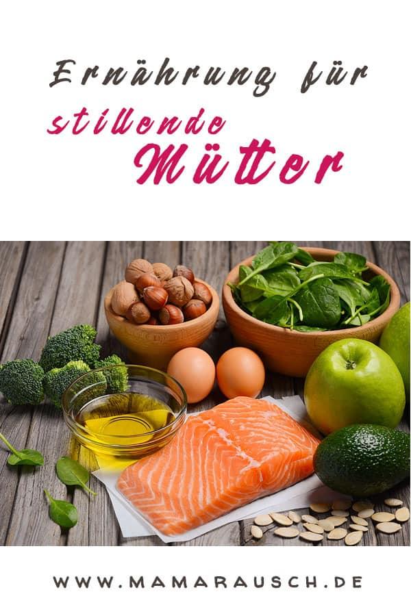 Ernährung für #stillendeMütter. Was bedeutet #gesundeErnährung während der #Stillzeit? Eine #ausgewogene #vitaminreiche und #gesunde #Ernährung: #Jod #Eisen #Calcium