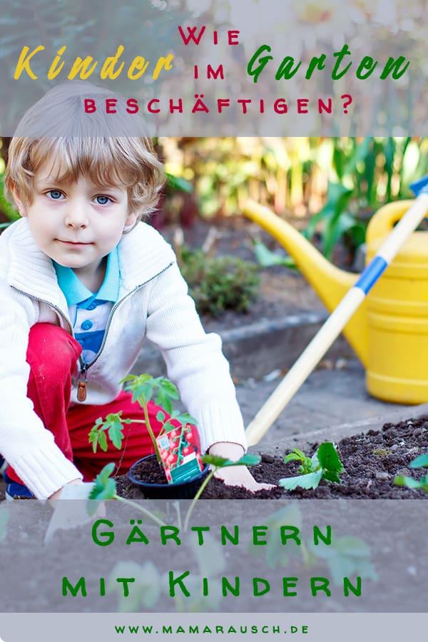 Wie Kinder im Garten beschäftigen? Einfach mitmachen lassen: Gärtnern mit Kindern Tipps &Idee, welches Gemüse lässt sich gut mit Kindern gemeinsam anbauen: Kartoffel, Radieschen, Karotte, Zuckererbse