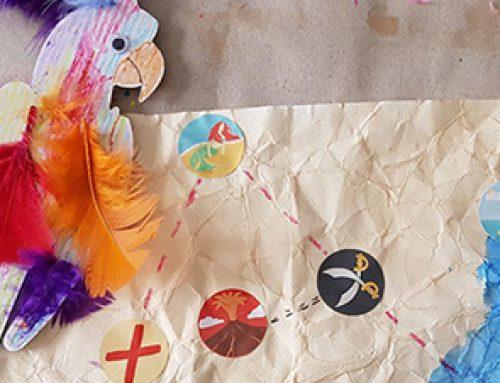 Kreative Bastelideen mit Anleitung für Kinder im Herbst – Werbung