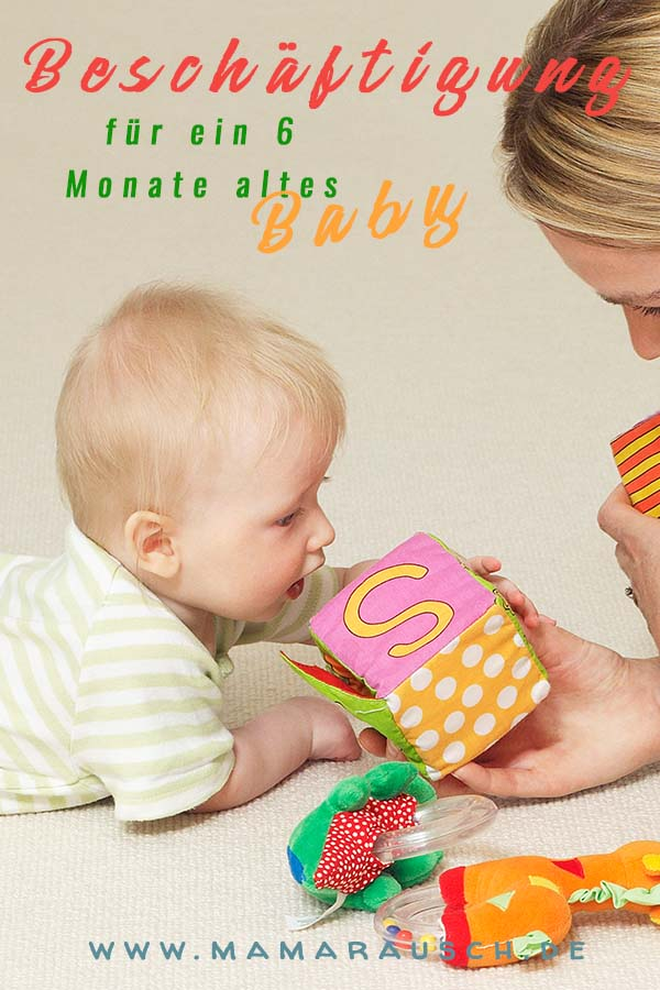 Baby 6 Monate - Spielzeug Baby 6 Monate
