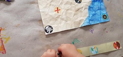 Kreative Bastelideen mit Anleitung für Kinder mit dem Bastelbox Abo für Kinder. So geht basteln mit Kindern schnell und einfach.