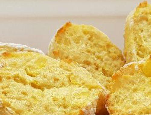 Kartoffel Snacks backen für Babys (Sehr lecker!)