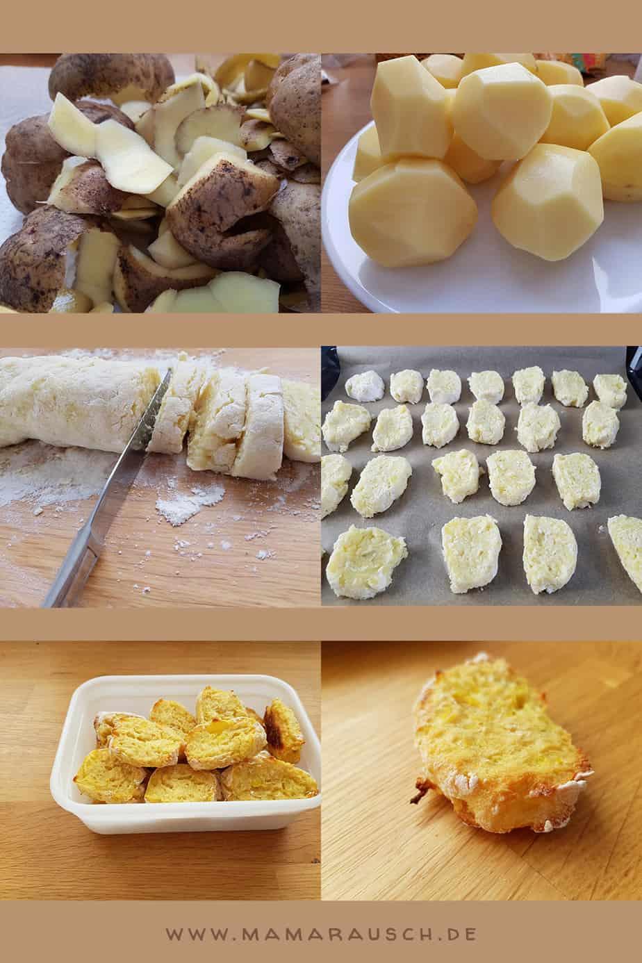 Kartoffel-Kekse backen für Babys.Gesunde Kartoffel Snacks fürs Baby und fürs Kleinkind backen, ideal für die kleine Zwischenmahlzeit für unterwegs. Super lecker und sehr gesund!
