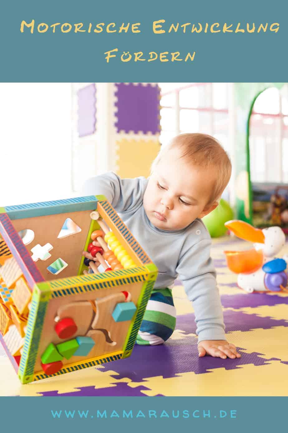 Motorikspielzeug für die motorische Entwicklung Tabelle Motorische Entwicklung von Babys und Kleinkindern fördern mit Motorikspielzeug. Eine Auswahl an Tipps und Empfehlungen, um die Feinmotorik spielerisch zu fördern und eine Tabelle zur motorischen Entwicklung gibt es hier.