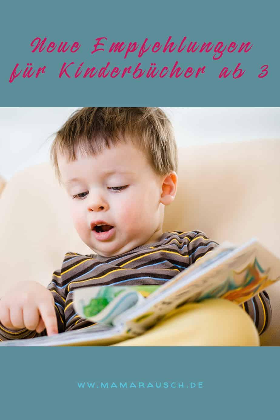 Lieblingsbücher für 3-Jährige Jungen - Bücher, die tolle Geschenke für kleine Kinder darstellen und ihre Berechtigung in jedem Kinderbuchregal haben! Tipp!