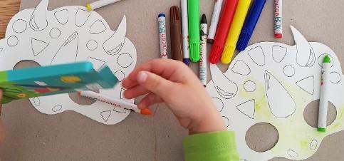 Hilfe für unkreative Mamas und Papas beim Basteln mit Kindern - das Bastelbox Abo: toucanBox . Viel Spaß, Material mit Anleitung : Gratis Testen!