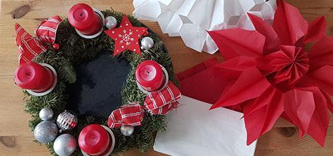Weihnachtsbasteln Mit Kindern Mama Rausch