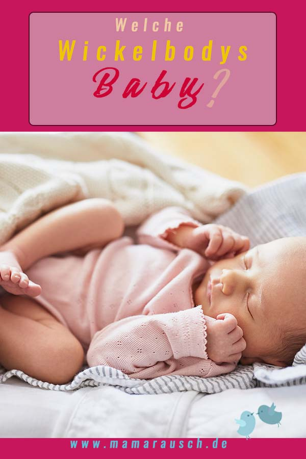 Wickelbody oder normaler Body fürs Baby? Wickelbody kurzarm oder Wickelbody langarm?
