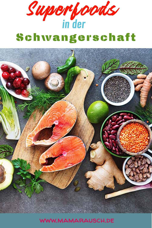 Superfood für Schwangerschaft - gesund und energiegeladen durch die Schwangerschaft mit Superfood für Schwangere