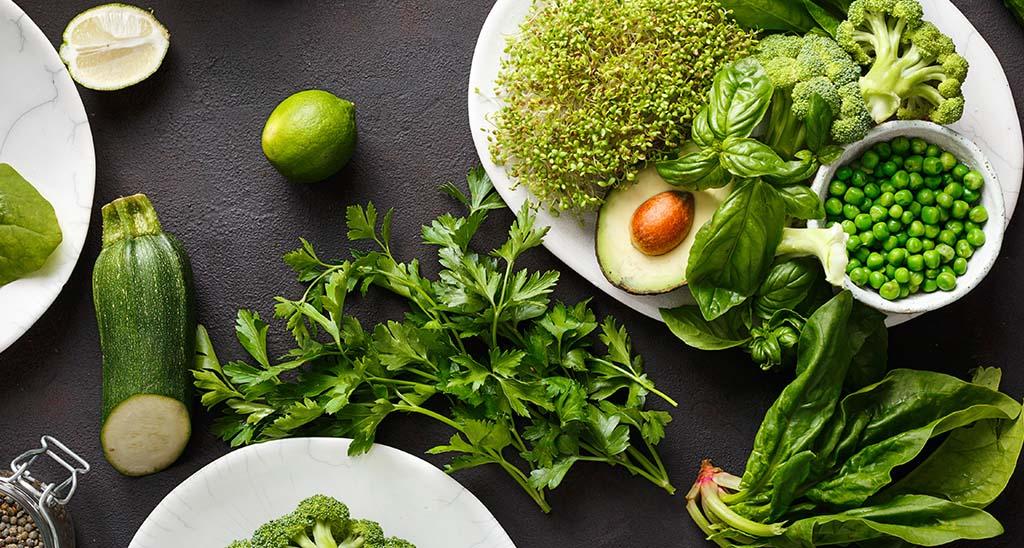 Vegetarische und vegane Ernährung in der Schwangerschaft