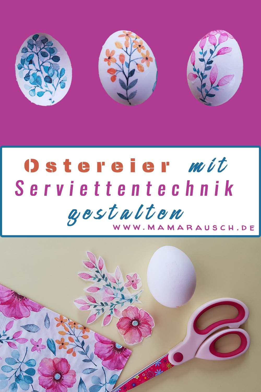 Ostereier Dekorieren Mit Kindern Mama Rausch