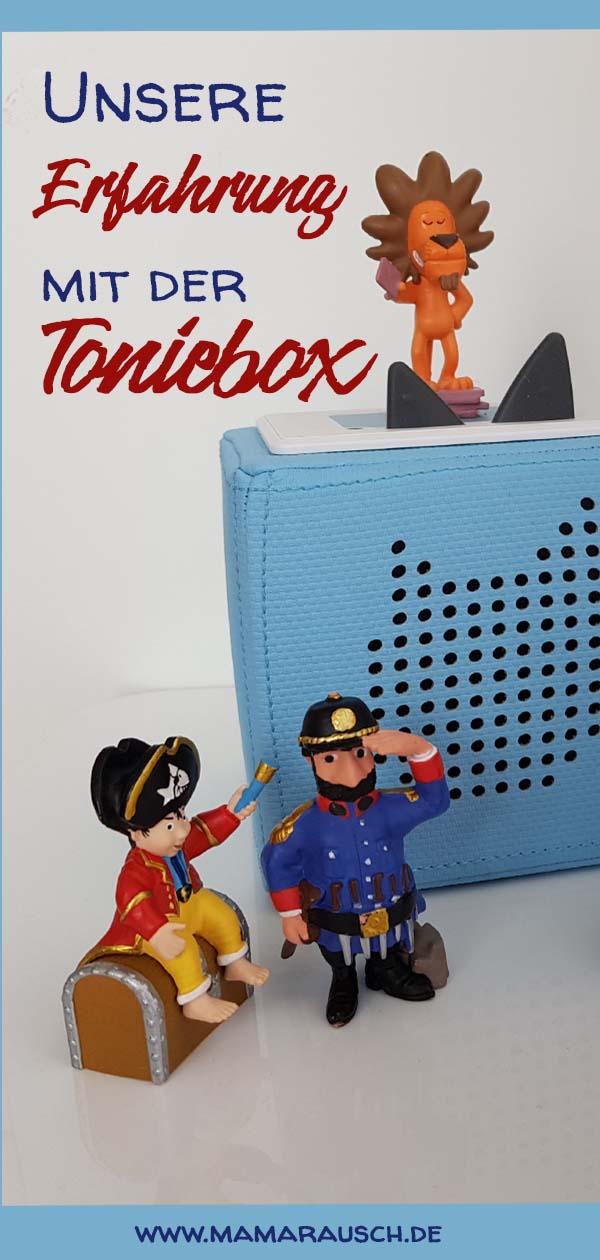 Toniebox Kaufen - Geschenkidee für kleine Kinder! Viele Tonies: Benjamin Blümchen, der kleine Wassermann uvm