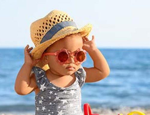 Ist eine Sonnenbrille für Babys sinnvoll?