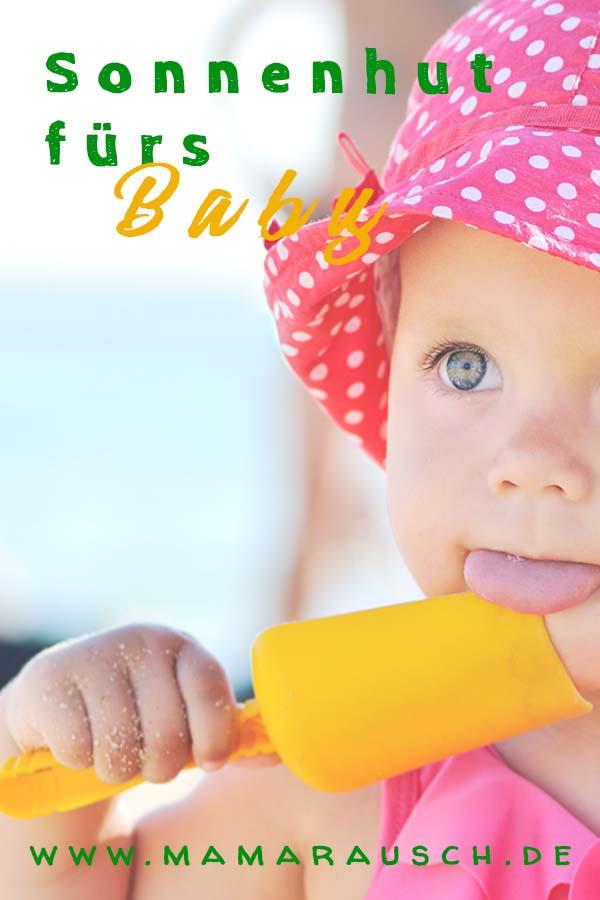 Welche Kopfbedeckung für Babys im Sommer - Sommer Baby Sonnenhut, Sonnenmütze