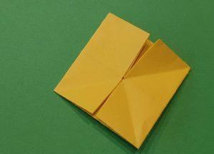 Fische falten mit Kindern - Papier falten Anleitung