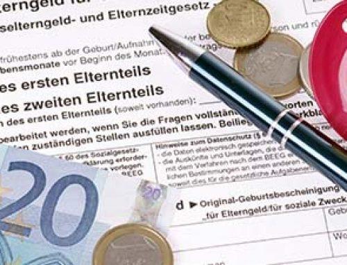 Steuererklärung während der Elternzeit mit der Steuer-App ilovetax