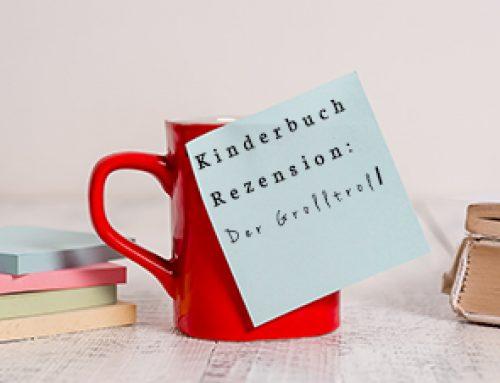 Kinderbuch Review: Der Grolltroll…grollt heute nicht von aprilkind