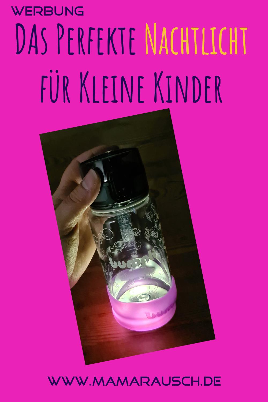 Nachtlicht Flasche für Baby und Kinder