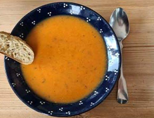 Tomatensuppe selber machen für Kinder