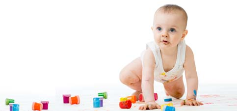 Basteln mit Kindern 1 Jahr alt